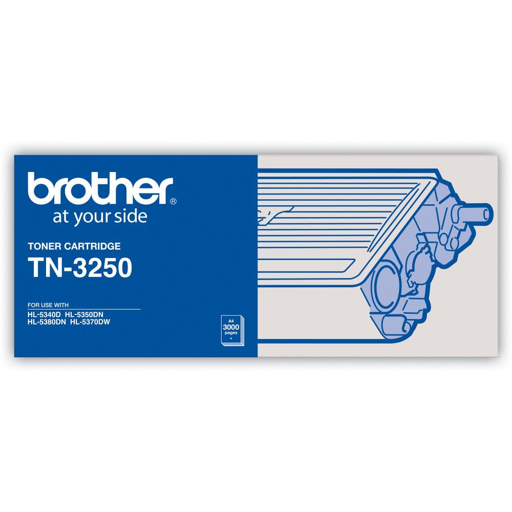 BROTHER TN3250 TONER CARTRIDGE Laser - Black