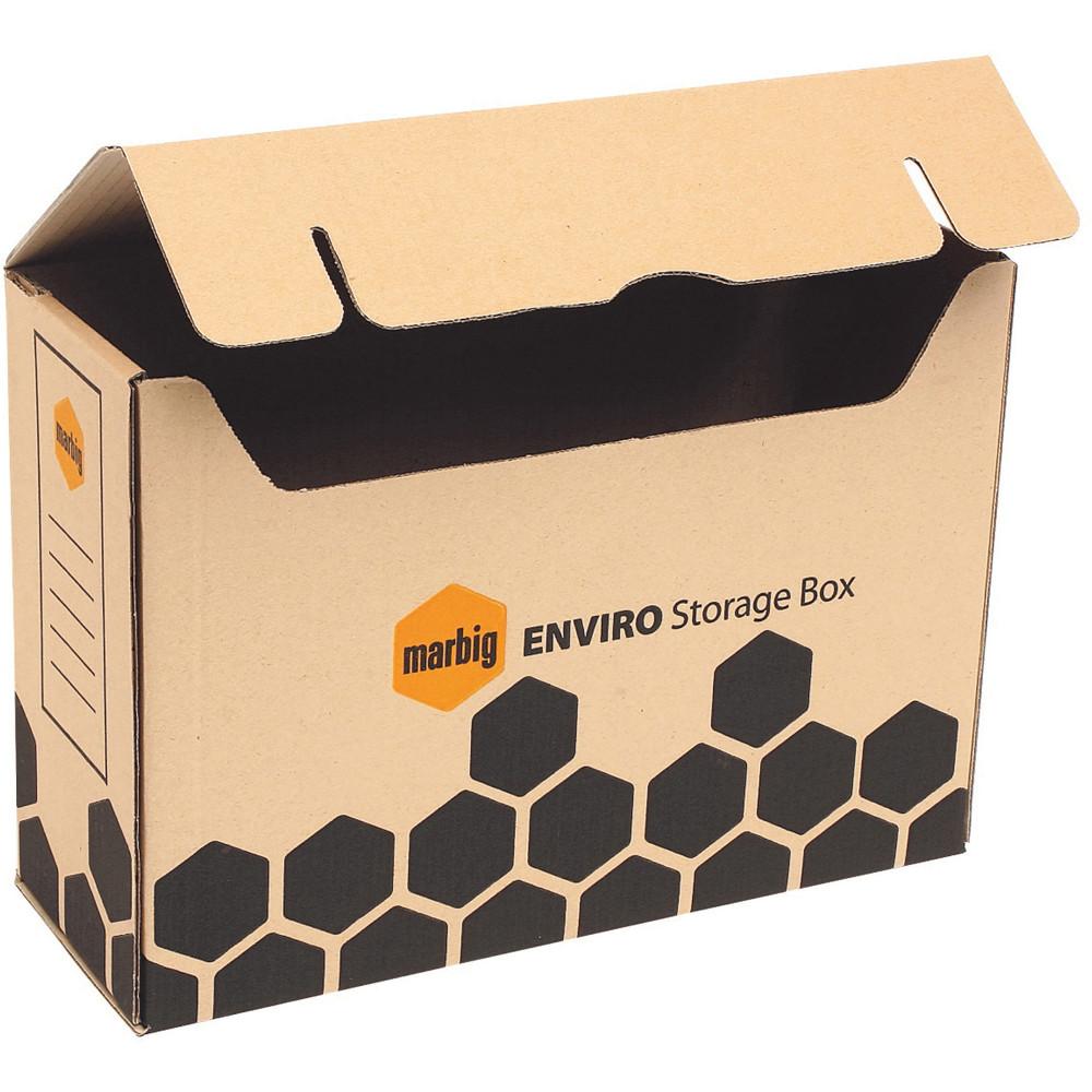 MARBIG ENVIRO STORAGE BOX 350x135x255mm 100% Rcycld