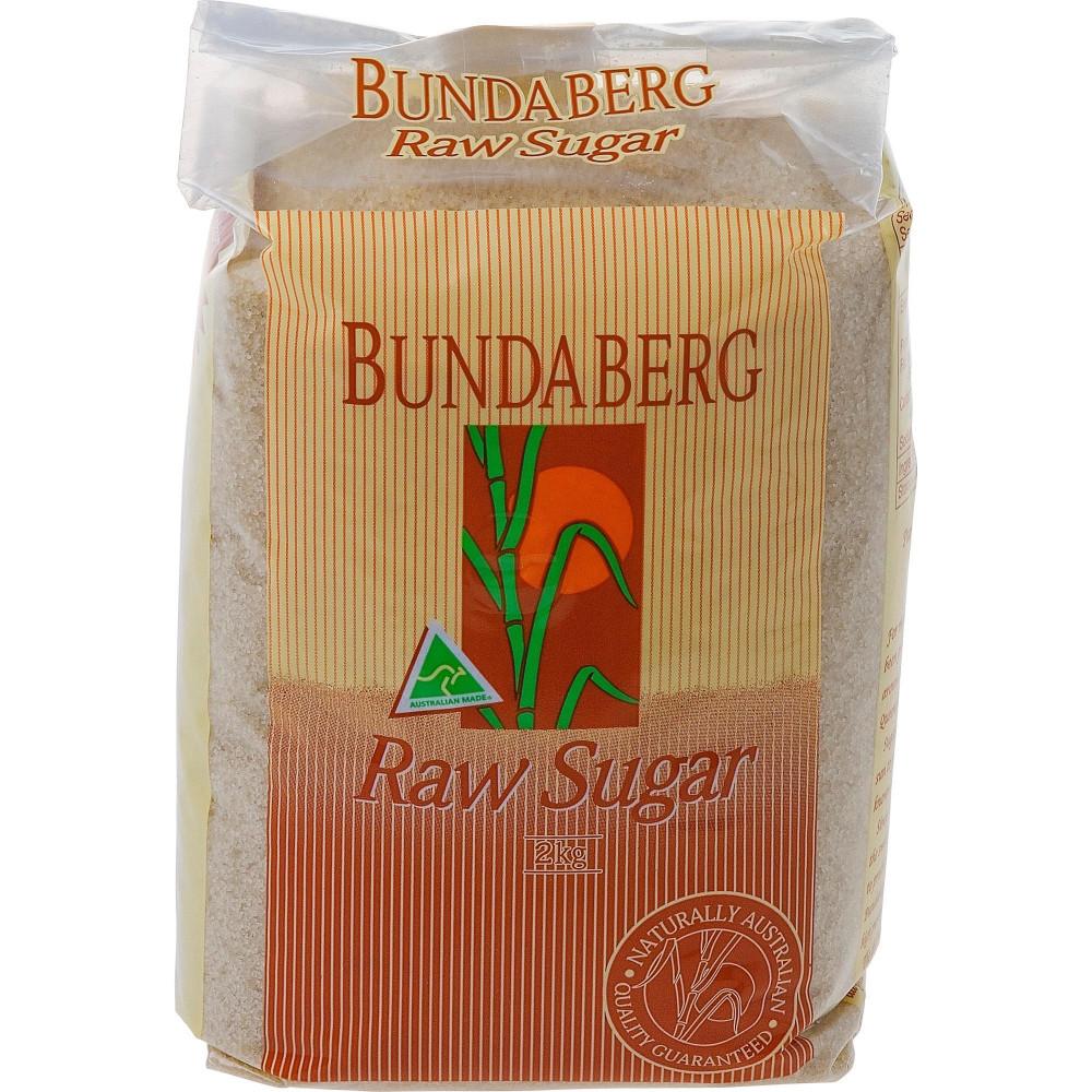 BUNDABERG RAW SUGAR 1kg