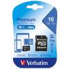Verbatim 44082 SDHC CardBlack