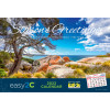 Easy-2C Wall Calendar 324x220mm Month To View