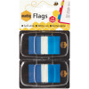 MARBIG FLAGS COLOURED TIP Blue