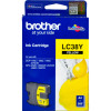 BROTHER LC38Y INK CARTRIDGE Inkjet -Yellow