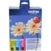 BROTHER LC39CL INK CARTRIDGE Colour, Magenta, Cyan Yellow