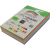 RAINBOW 80GSM OFFICE PAPER A4 10x Assorted Colours Ream of 500