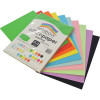 RAINBOW OFFICE PAPER A4 80GSM Assorted Pack of 100