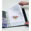 MARBIG COPYSAFE SHEET PROTECTOR H/Duty A4  Ultra Clear Bx100