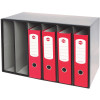 MARBIG STORAGE SYSTEMS Stor-A-File 560x290x378mm Grey