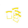 AVERY TUBECLIP FILE FASTENER Yellow