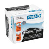 RAPID 9/8 STAPLES 8mm Heavy Duty BX5000