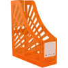 ITALPLAST NEON MAGAZINE HOLDER Neon Orange