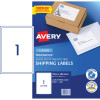 AVERY L7167 MAILING LABELS Laser 1/Sht 199.6x289.1mm