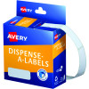 AVERY DMR1336W DISPENSER LABEL Rectangle 13x36mm White