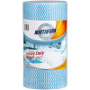 NORTHFORK ANTI BACTERIAL ROLL Perforated Heavy Duty Blue 30x50cm x 45m