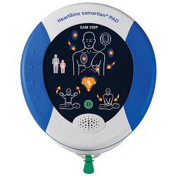 HeartSine 350P Defibrillator Semi Automatic Blue