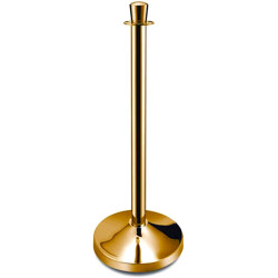 Visionchart Q Stand Executive Titanium Gold