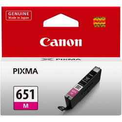 CANON INKJET CLI651 CARTRIDGE Magenta iP7260 MG6360 MG5460