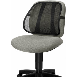 FELLOWES MESH BACK SUPPORT Back Rest