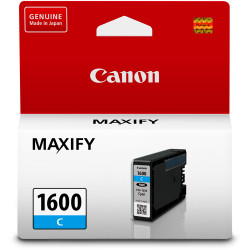 CANON PGI1600C CYAN INK TANK 300 Pages