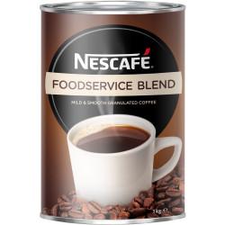 NESCAFE FOODSERVICE COFFEE Blend 1kg Tin