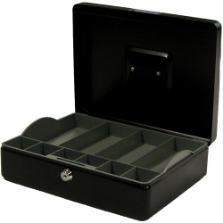 CONCORD CLASSIC CASH BOX No.12 300x230x90mm Black