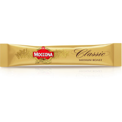 MOCCONA CLASSIC MEDIUM ROAST 1.7g Sticks Box of 1000