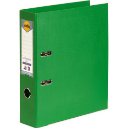 MARBIG PE LEVER ARCH FILES A4 Green