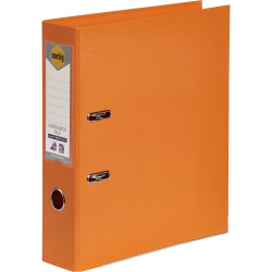 MARBIG PE  LEVER ARCH FILES A4 Orange