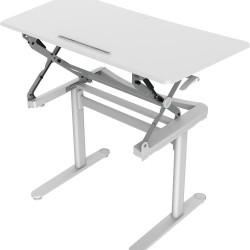 Rapidline Surge Desk Height Adjustable Worksurface Gas Lift Operated