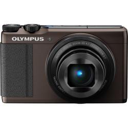 OLYMPUS XZ-10 DIGITAL CAMERA 12MP 3Inch LCD Brown