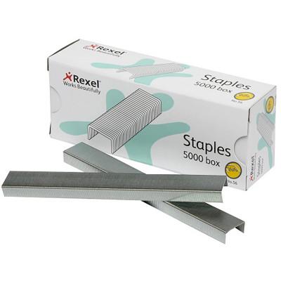 Rexel No.16 Staples 24/6 Box Of 5000