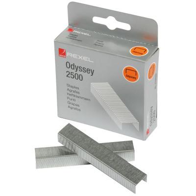 Rexel Odyssey Staples Heavy Duty For Odyssey Stapler Box Of 2500